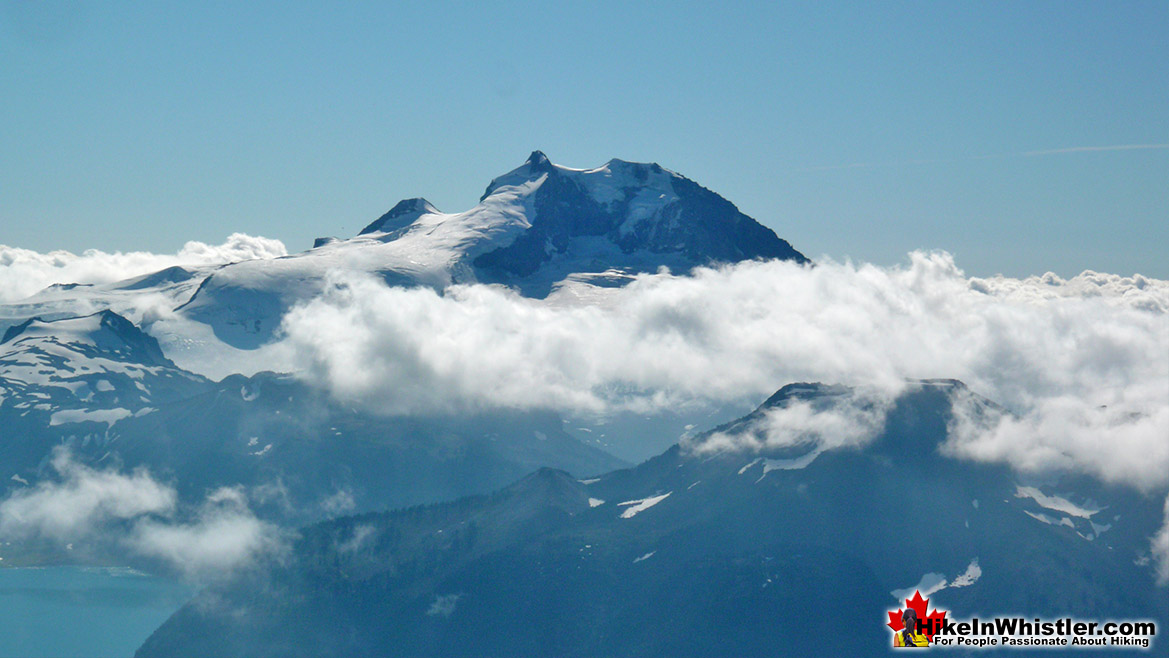 Mount Garibaldi from Black Tusk
