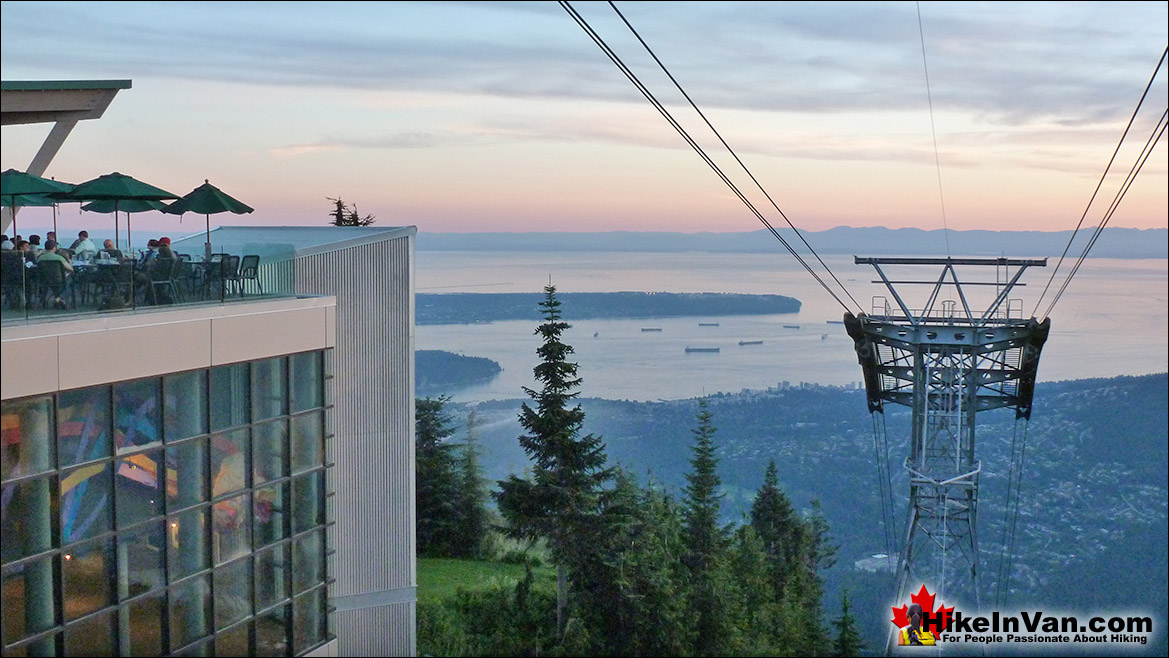 Grouse Mountain Hike in Vancouver