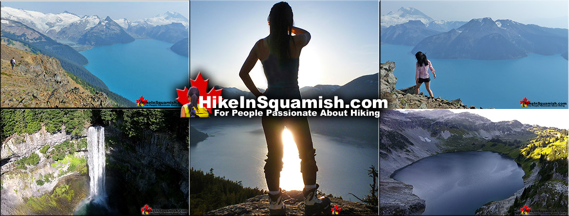 Squamish Hiking Trails