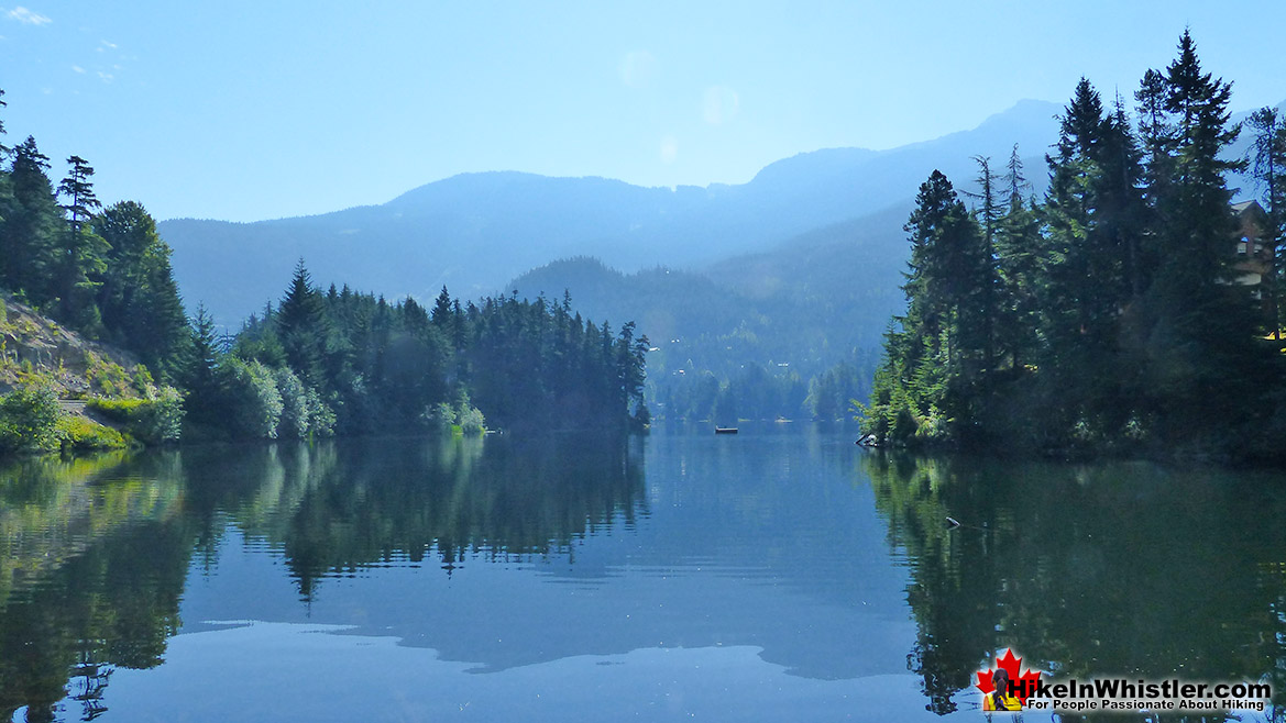 Alpha Lake in Whistler