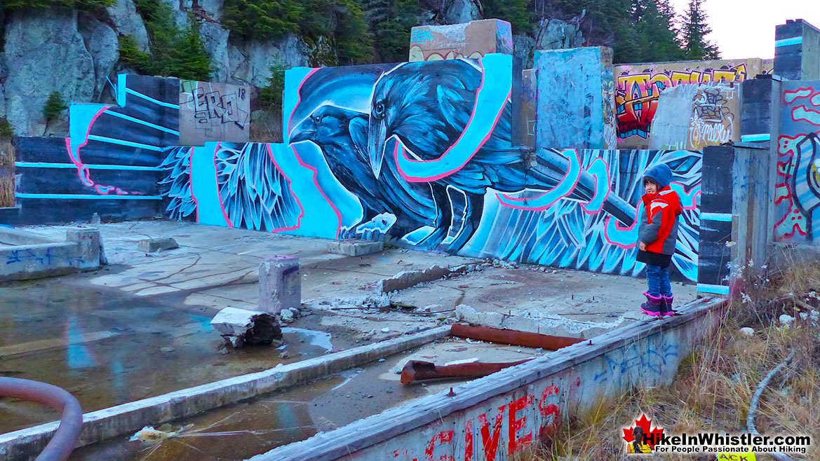 Northair Mine Murals & Graffiti Art
