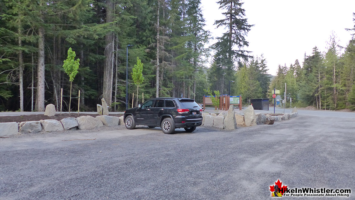 Whistler Interpretive Forest Reno