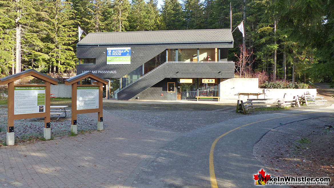 Passivhaus Fitzsimmons 9k Run in Whistler