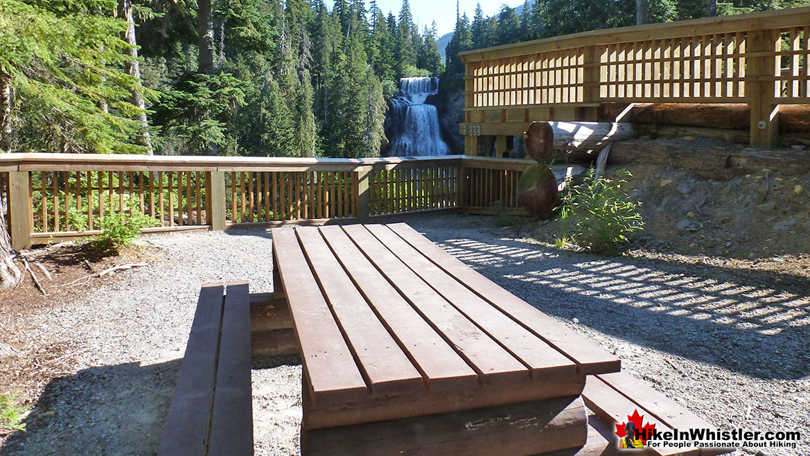 Alexander Falls Picnic Area and Viewing Area