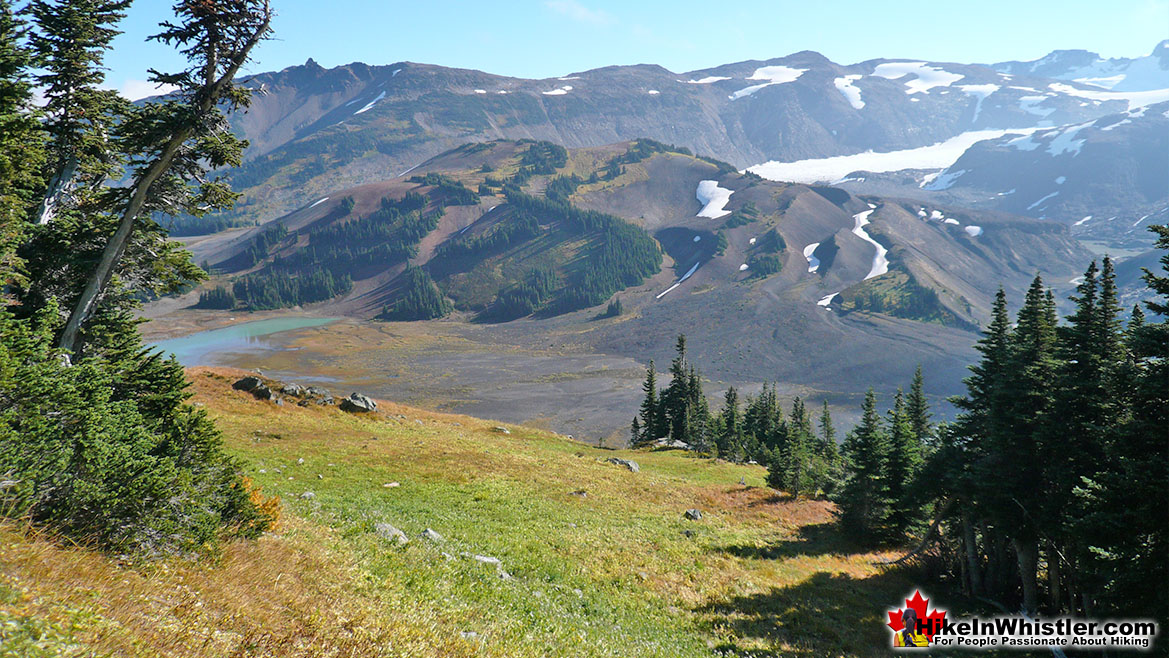 Hiking to Black Tusk from Helm Creek