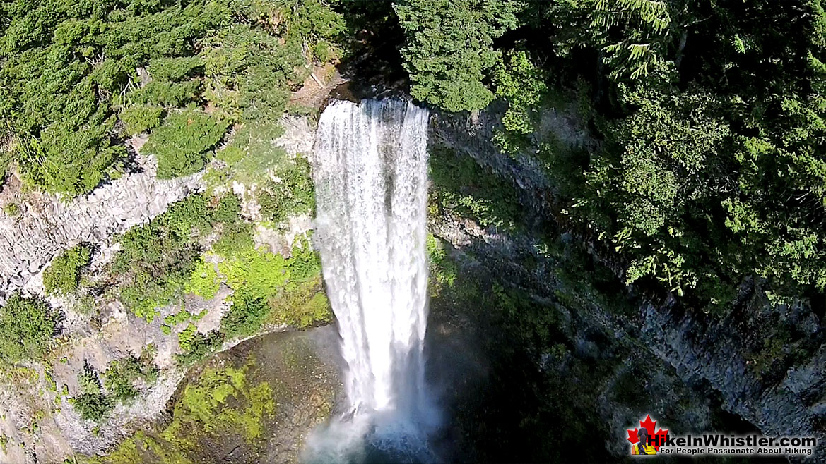 Brandyine Falls Aerial View 5