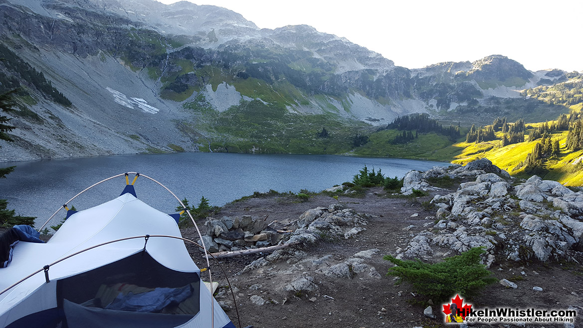 Best Hiking in Whistler in August - Cirque Lake