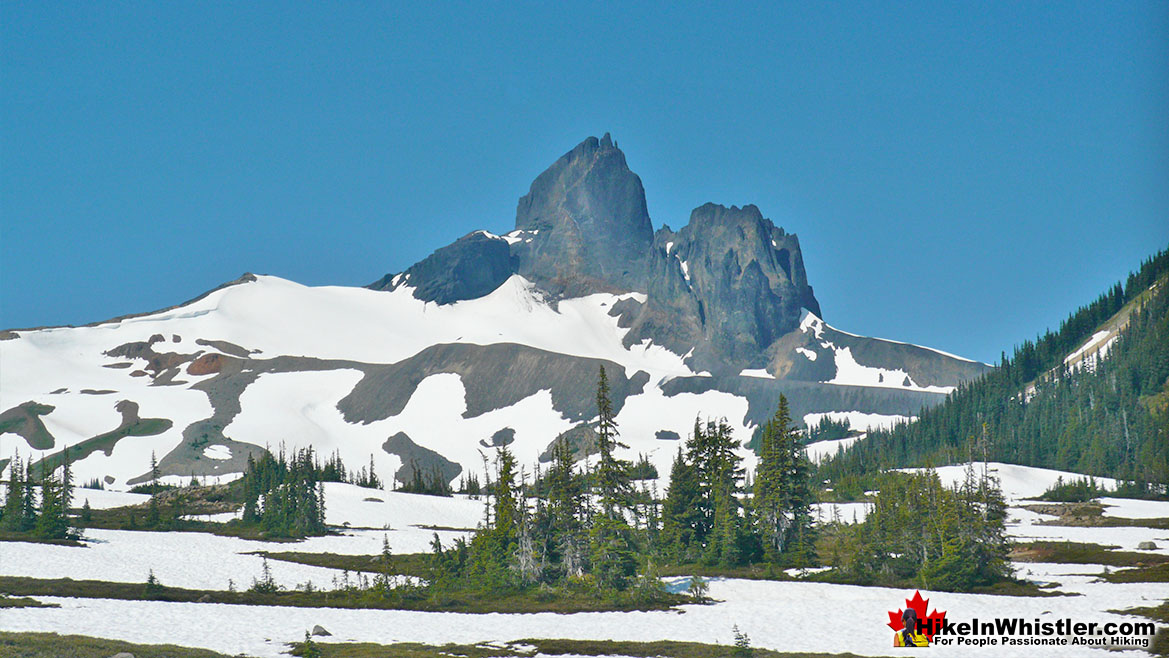 Helm Creek Trail to Black Tusk 5