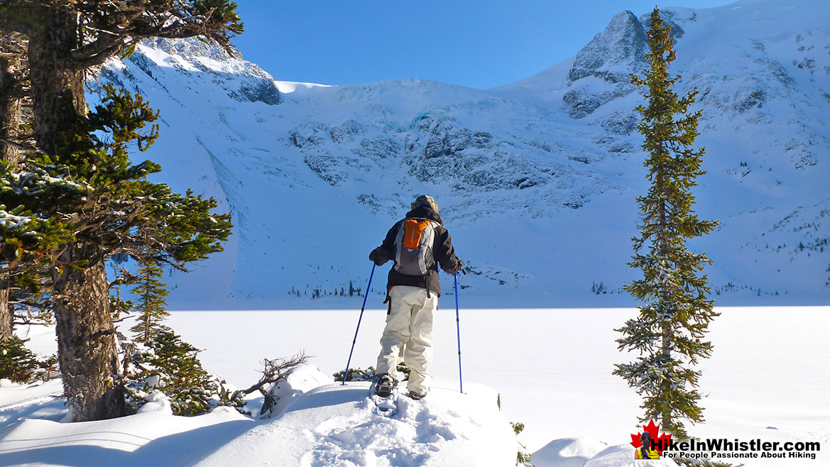 Joffre Lakes Best Whistler Hiking January