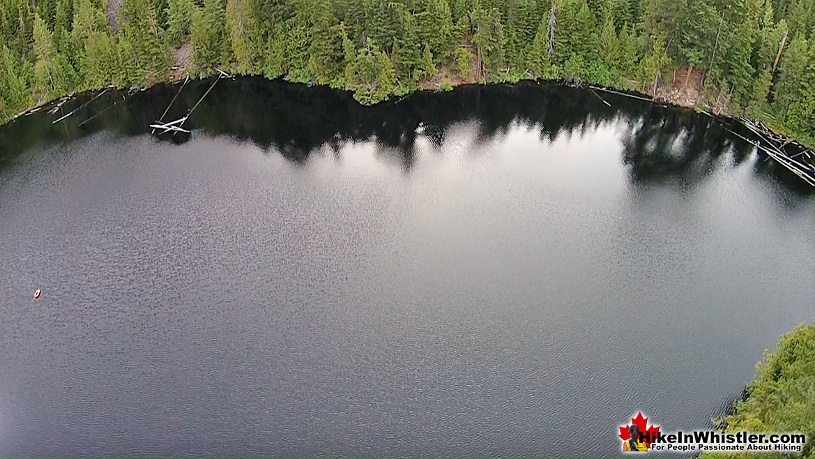 Logger's Lake Aerial View 46