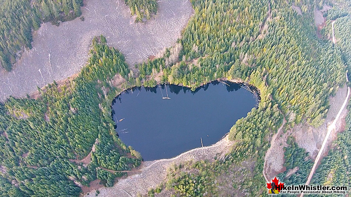 Logger's Lake Aerial View 47