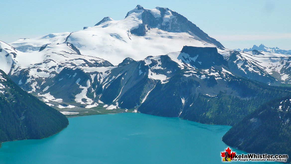 Panorama Ridge View of Mount Garibaldi