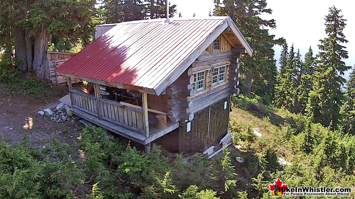 The Sproatt Cabin